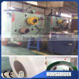 Automatic PLC Controlled Double-Position PP Strapping winder/PLC winding machine/ Double-Position PP Strapping Winder