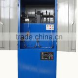 Wire surface degreasing machine
