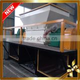 Recycled type Wood Coconut shell Paper Double shaft shredder machine