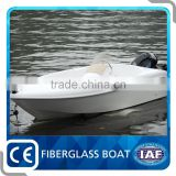Factory manufacturer 3.6m 3 Person Small Fishing Boat For Sale