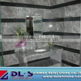 Chinese Silver Grey Marble Tile