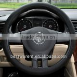 2013 Best sale universal M S size silicone steering wheel cover /car steering wheel cover for bmw,benz,vw,ford car accessories