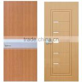 Direct factory bedroom wooden wardrobe door designs interior wood door wholesale