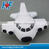 pu foam gliders plane toy promotional gifts