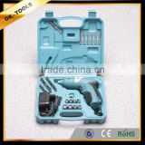 2014 light rechargeable bettery power tools electric cordless screwdriver