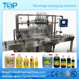 Automatic Linear Cooking Oil, Edible Oil, Olive Oil, Sunflower Oil Filling Machine Manufacture