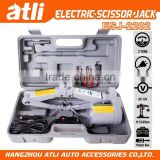 ATLI 2 Ton auto tools 12V electric Car Scissor Jack