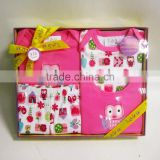 new born baby 4pcs gift set baby clothing baby products baby dress