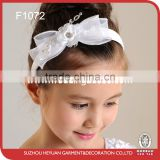 F1072 Graceful Flower Headband for Wedding Party