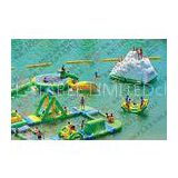 High Quality Inflatable Water Parks Floating Water Park kwp-g002