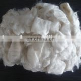 Wholesale Chinese 100% silk fiber tops