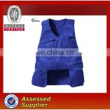 professional work vest with tool pockets