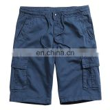 Summer high quality outdoor casual custom cotton multicolor wholesale cheap men's cargo shorts professional factory