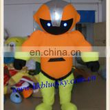 Adult Alien mascot costume robot costume for sale