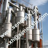Triple Effect Falling Film Evaporator for juice