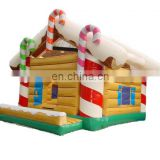 Merry Christmas Inflatable playing house