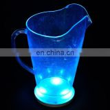 Economical Custom Big Polycarbonate Plastic led beer pitcher