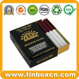 cigarette pack tin box