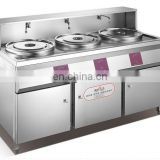 Manufacture Durable multifunctional  Noodle Cooker / noodle cooking machine
