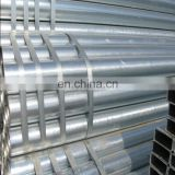 High quality 48mm galvanized steel scaffolding pipe and welded steel pipe
