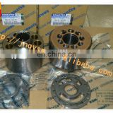 piston shoe, cylinder barrel and swash plate for excavator final drive and travel motor parts