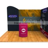 Manufacturing Best selling recycle pop up photo booth dispplay stand folding advertising booth
