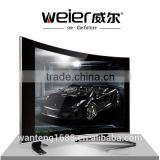BLACK/WIHTE Led Tv WL-19C and WL-22c curved led tv 17'' 19''television set stock tvs electronics television                                                                         Quality Choice