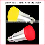 All-around Smart Home System Zigbee Home Automation with 6Watt 16Million Colors RGBW Zigbee Light Bulb Support Remote Dimmer