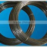 Small Coil Black Binding Wire