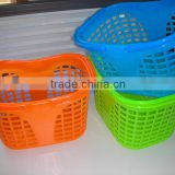 Factory directly sales quality assurance design and processing top quality plastic laundry basket mould