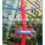inflatable air dancer for advertisement, advertising inflatable air dancer for Christmasday