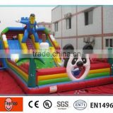 2015 New arrvail Kids outdoor inflatable amusement park for 20 children