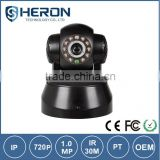720P P2P WiFi IP Camera for iOS/Android, Alarm, Audio, IR cut, Night vision