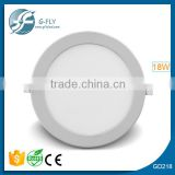 led down light lamp 6W 12W 24W led ceiling recessed downlight slim Round/Square panel light