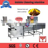 Automatic new design Washing Machine/ factory price vegetable bubble cleaning machine