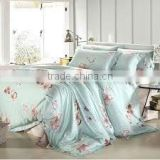 White/dyed/printed tencel cotton fabric for bedding sheet sets