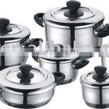 12 pcs cookware set (S-A1827-T12)