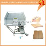 PE High quality cardboard carton box tying machine or wrapping machine