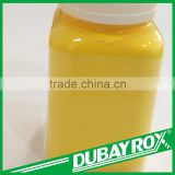 Excellent Hiding Powder Light Chrome Yellow For Coating Use
