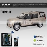 Door can open landrover&hummer car compatible with ios and android system rc car for ios7.0