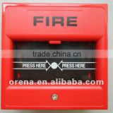 Conventional Manual Call Point/Fire Alarm Button (Break Glass)