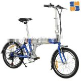 MB-SF012 250w electric folding bike with hidden Lithium battery new lithium battery
