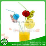 fancy decorative cocktail plastic novelty drinking straws                                                                         Quality Choice