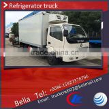 DFAC 4X2 refrigerator van truck, Ice Cream Transportation Truck, Hot Sale Refrigerator Freezer Truck In DUBAI