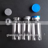 glass vial for lyophilization with rubber stoppers and aluminum caps                                                                         Quality Choice