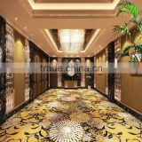 Luxury Axminster carpet for hotel carpet