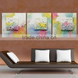 Sex Chinese Girl Oil Painting with well mood abstract paintings handmade resin oil painting