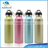 Outdoor vacuum thermal insulation stainless steel sport water bottle                                                                         Quality Choice