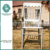 wholesale stackable wooden castle church chairs