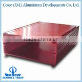 case aluminium extrusion profile